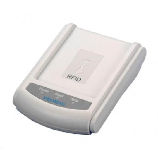 GIGA čítačka PCR-340, RFID, 125kHz / 13,56MHz (Mifare), USB (HID) emulácia klávesnice