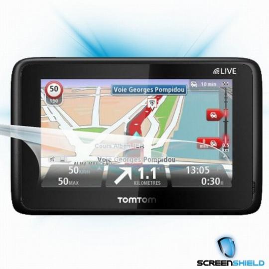 ScreenShield fólie na displej pro TomTom GO 1005