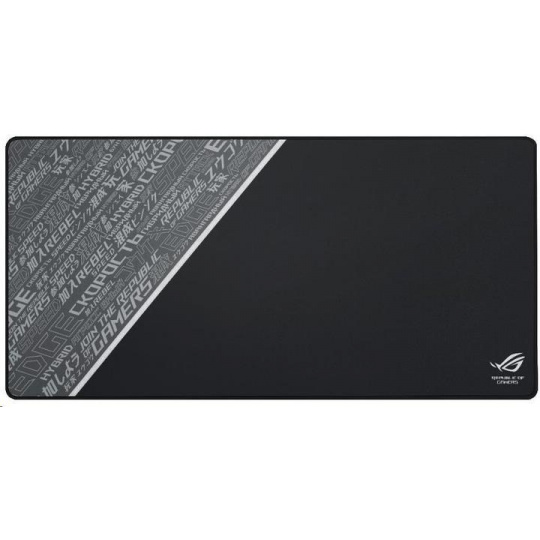 ASUS podložka pod myš ROG SHEATH BLACK (NC01), 900x440x3mm, textil, černo-šedá