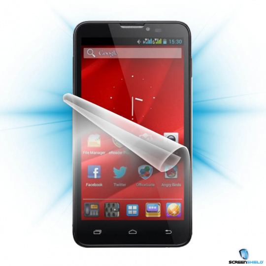 ScreenShield fólie na displej pro Prestigio MultiPhone PAP 5300 DUO