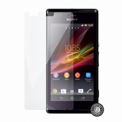 ScreenShield ochrana displeje Tempered Glass pro Sony Xperia M