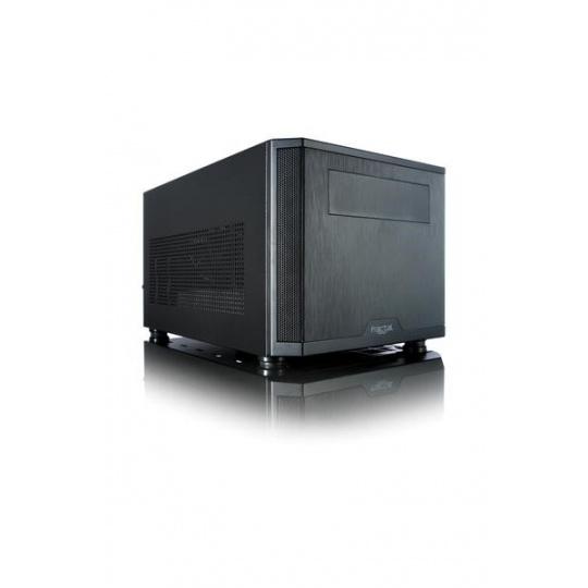 FRACTAL DESIGN skříň CORE 500 mini ITX, USB 3.0, Black, bez zdroje