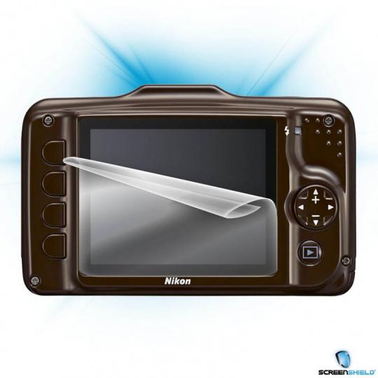 ScreenShield fólie na displej pro Nikon Coolpix S31