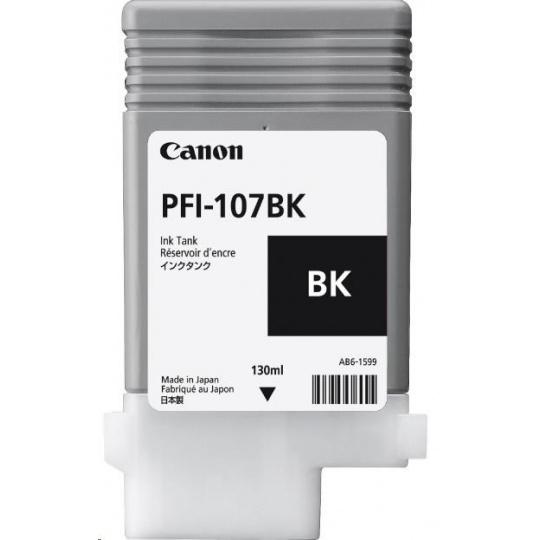 Canon Zásobník inkoustu PFI-107 BK