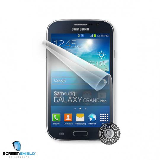 ScreenShield fólie na displej pro Samsung Galaxy Grand Neo Plus (i9060I)