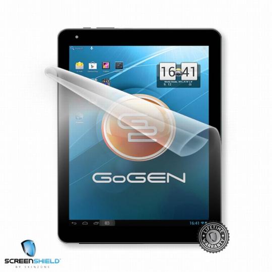 ScreenShield fólie na displej pro Gogen TA 10300 Quad