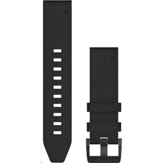 Garmin řemínek pro fenix5 Plus - QuickFit 22, DLC titanový
