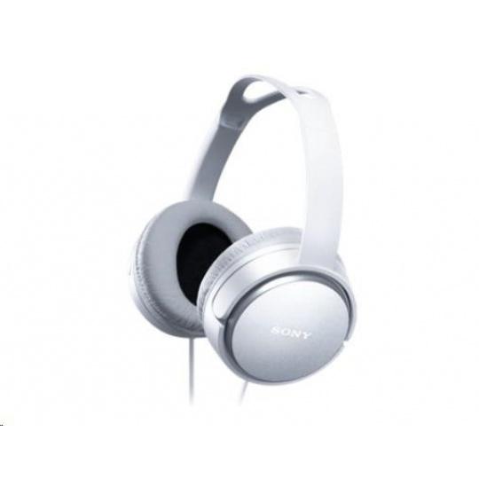 SONY stereo sluchátka MDR-XD150, bílá