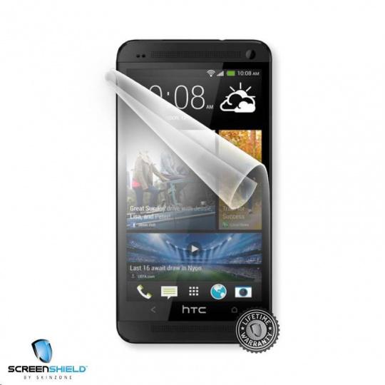 ScreenShield fólie na displej pro HTC One (M7) Dual sim