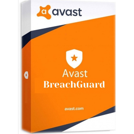 _Nová Avast BreachGuard 1PC na 12 měsíců - ESD