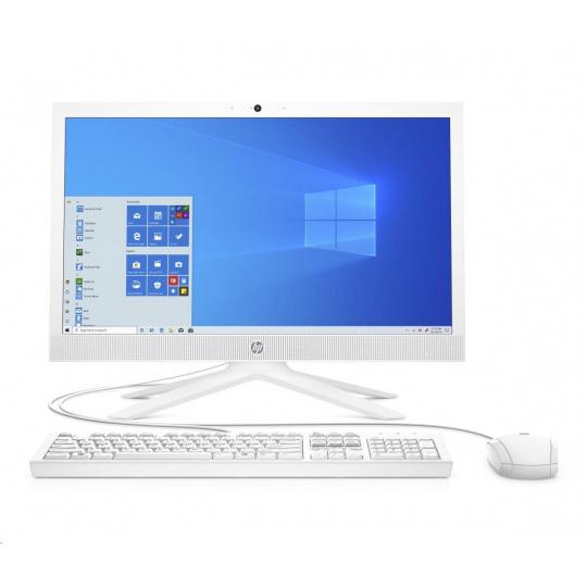 """PC HP AiO 21-b0002nc;LCD 21"""" IPS FHD;Pentium Silver j5040;8GB DDR4;512GB SSD;Intel UHD 605;Win10"""