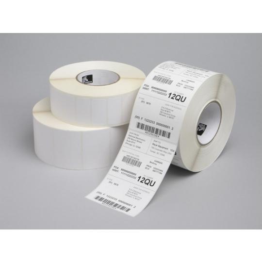 Zebra etiketyZ-Select 1000T, 100x100mm, 1,670 etiket