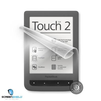 ScreenShield fólie na displej pro PocketBook 626 Touch Lux 2