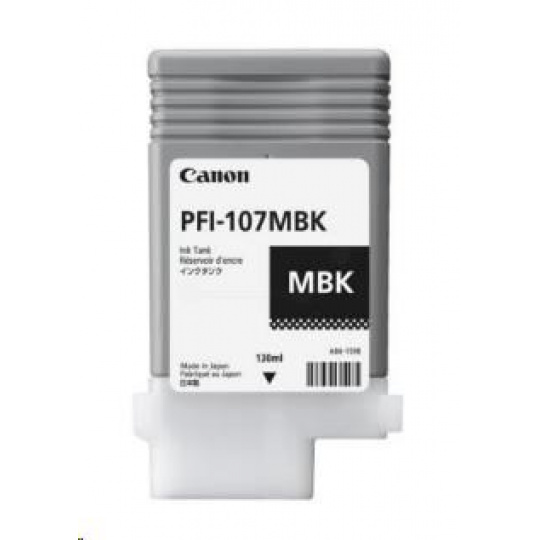 Canon Zásobník inkoustu PFI-107 MBK