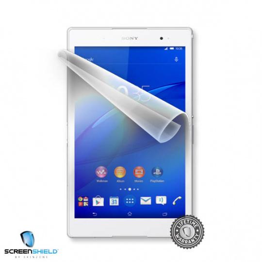 ScreenShield fólie na displej pro Sony Xperia Z3 Tablet Compact