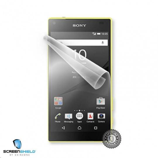 ScreenShield fólie na displej pro Sony Xperia Z5 compact