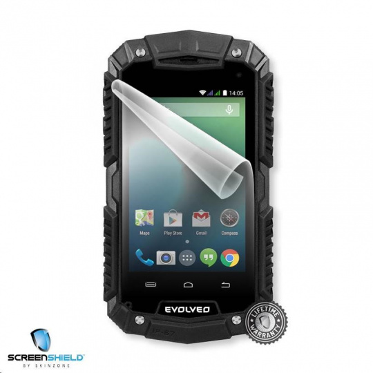 ScreenShield fólie na displej pro Evolveo StrongPhone D2 mini