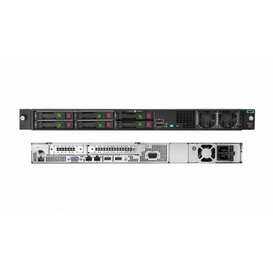 HPE PL DL20G10 E2236 (3.4G/6C) 32G 2x240GBSSD 2x2.4TB/10k SAS 4SFF E208i-a 2x500W iLoADV 3YNBD 1U WS19STD+5UserCALRDS