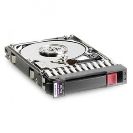 HP HDD SAS DP 146GB 10k 2.5 HotPlug 6G ENT SFF refurbished