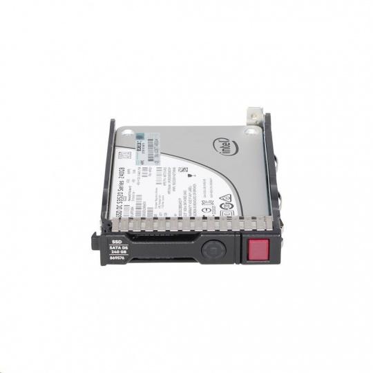 HPE 7.68TB SAS RI SFF SC PM6 SSD