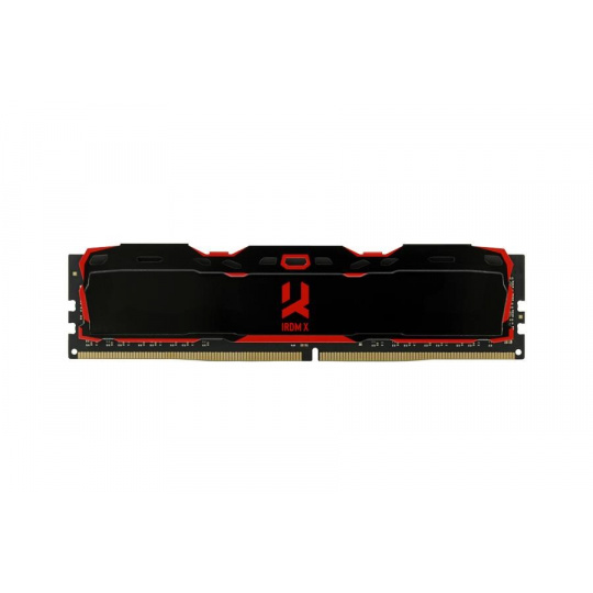 DIMM DDR4 16GB 3000MHz CL16 SR (Kit 2x8GB) GOODRAM IRDM, black