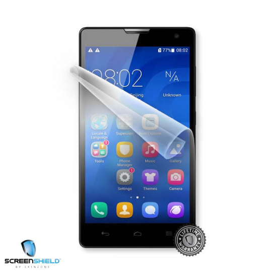 ScreenShield fólie na displej pro Huawei Honor 3C H30-U10