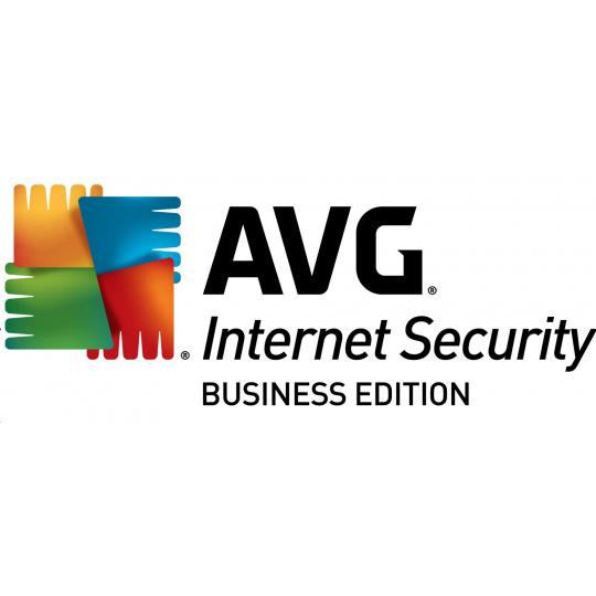 _Prodloužení AVG Internet Security BUSINESS EDICE 25 lic.  (12 měs.) RK Email ESD