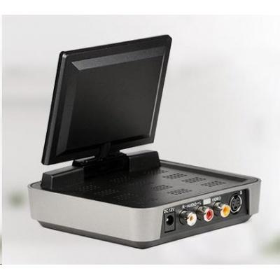 SV1730 Bezdrátová distribuce nahrávek, pay-TV, Video, pomocí signálu, přes stěny a stropy do další TV, dosat až 100 m