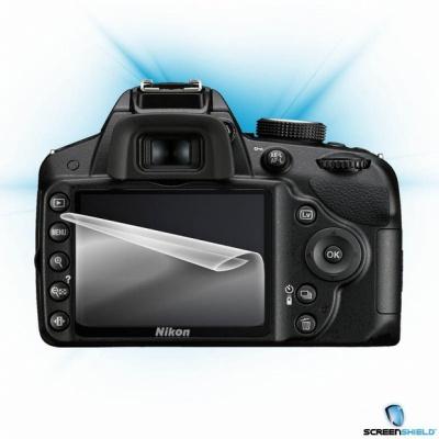 ScreenShield fólie na displej pro Nikon D3200
