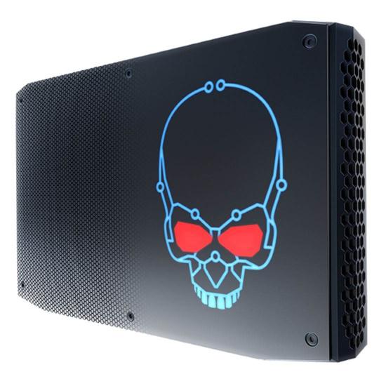 INTEL NUC Kit 8i7HVKVA i7/RadeonGH/Win10/1TB SSD, kompletní PC