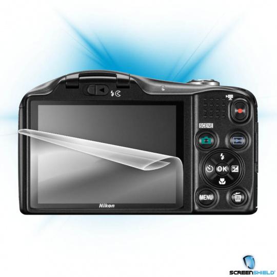 ScreenShield fólie na displej pro Nikon Coolpix L610