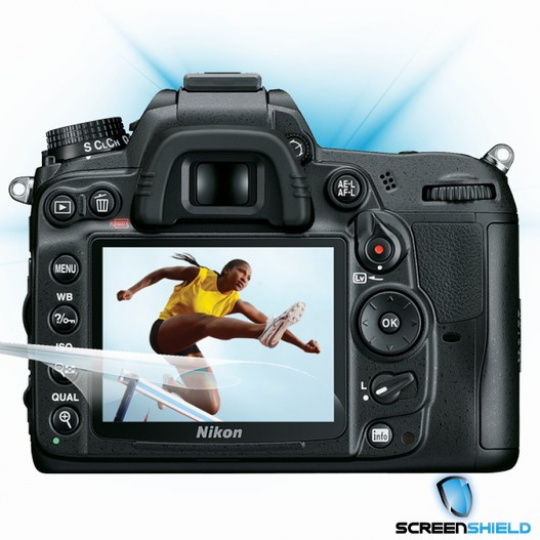 ScreenShield fólie na displej pro Nikon D7000