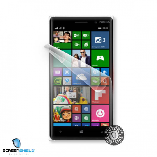 ScreenShield fólie na displej pro Nokia Lumia 830