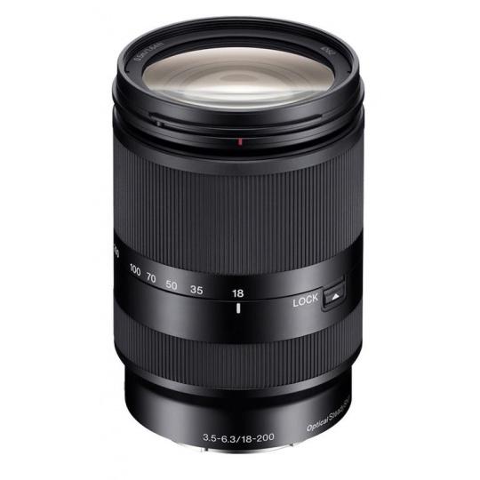SONY SEL 18-200mm F3.5-6.3 OSS LE NEX