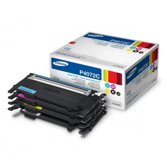 Samsung CLT-P4072B 2-pk Black Toner C