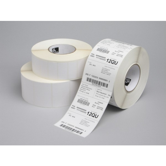 Zebra etiketyZ-Select 2000T, 102x38mm, 3,634 etiket