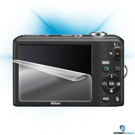 ScreenShield fólie na displej pro Nikon Coolpix L28