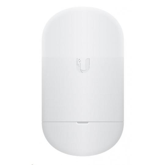 UBNT airMAX NanoStation 5AC Loco (NS-5ACL), bez PoE adaptéru [5GHz, 2x2MIMO, anténa 13dBi, Client/AP/Repeater, 802.11ac]