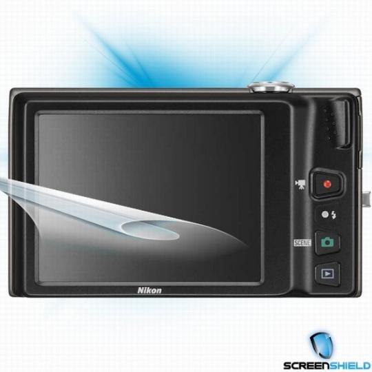 ScreenShield fólie na displej pro Nikon Coolpix S6150