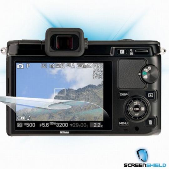ScreenShield fólie na displej pro Nikon 1 V1