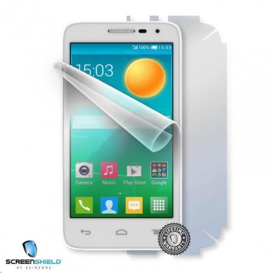 ScreenShield fólie na celé tělo pro Alcatel One Touch 5038D Pop D5
