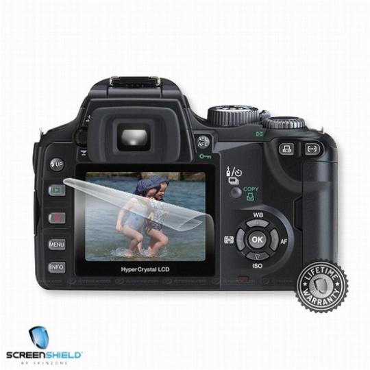 ScreenShield fólie na displej pro Olympus E-500