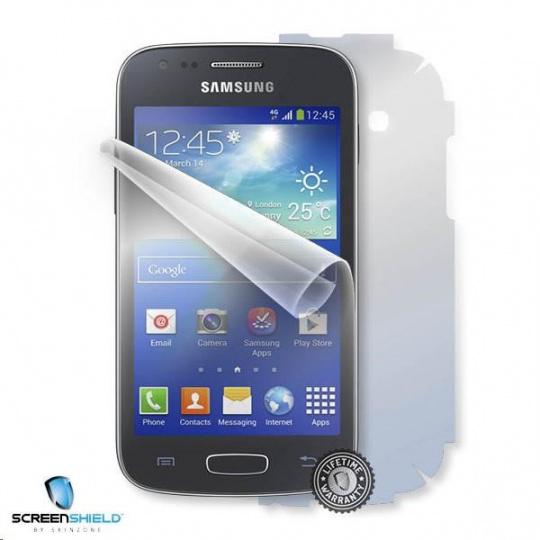 ScreenShield fólie na celé tělo pro Samsung Galaxy Ace 3 (S7275)