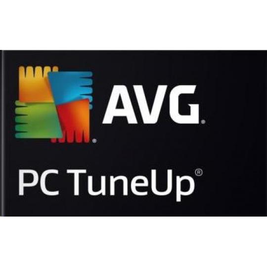 _Nová Licence AVG PC TuneUp ZAKL. EDICE 4 lic. (12 měs.) SN Email ESD