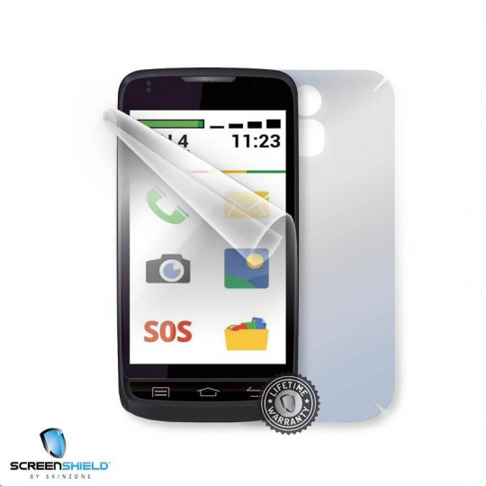 ScreenShield fólie na celé tělo pro Evolveo EasyPhone D2