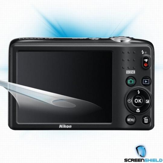 ScreenShield fólie na displej pro Nikon Coolpix L25
